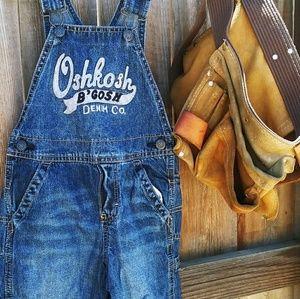 Oshkosh B'gosh overalls 3t